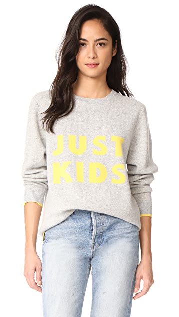 6397 Kids Cashmere Sweater