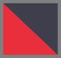 Navy/Dirty Red Stripe