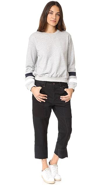 6397 Patchwork Jeans