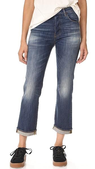 6397 Dark Jeans - Dark Vintage