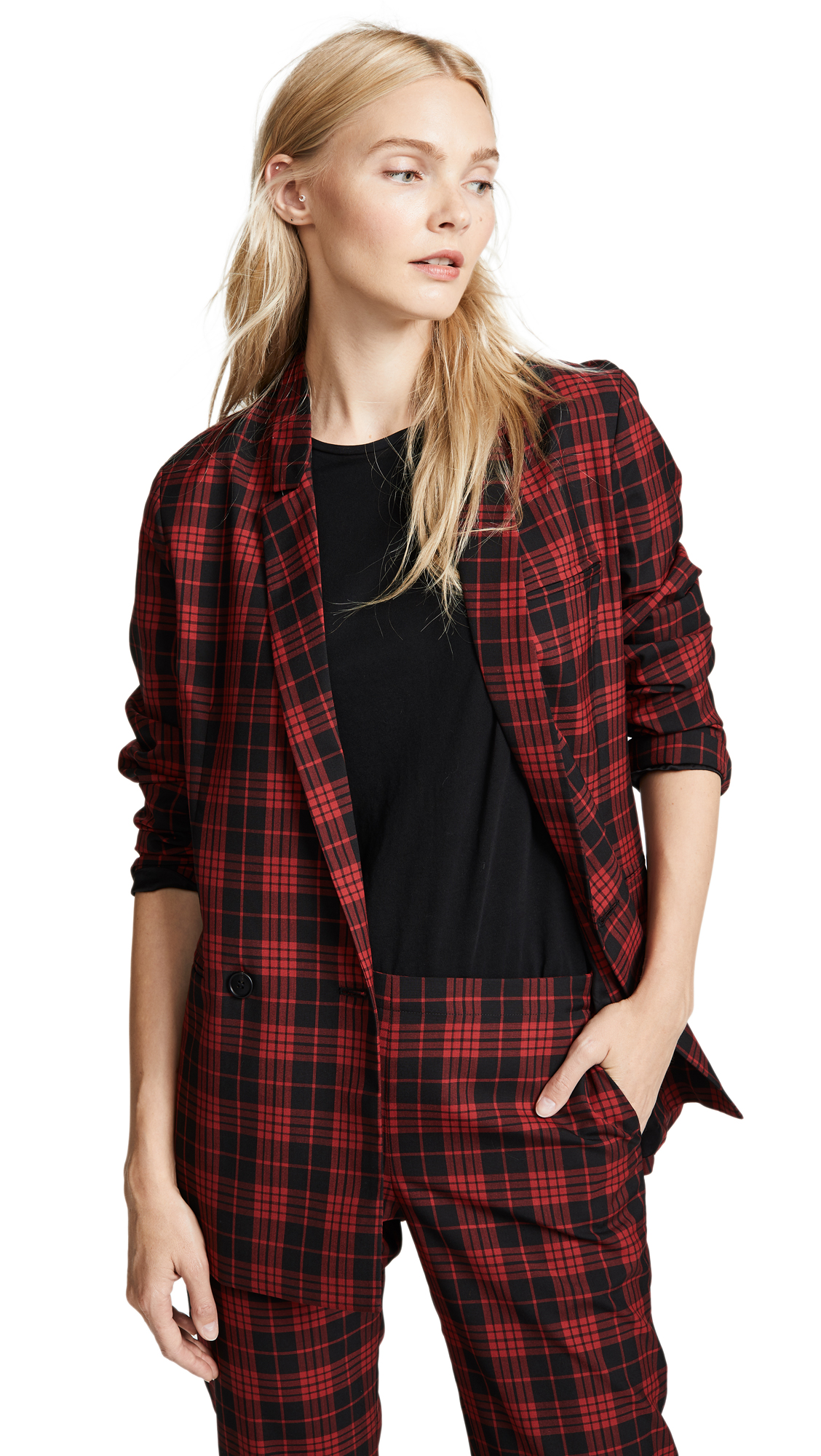 6397 Double Breasted Blazer