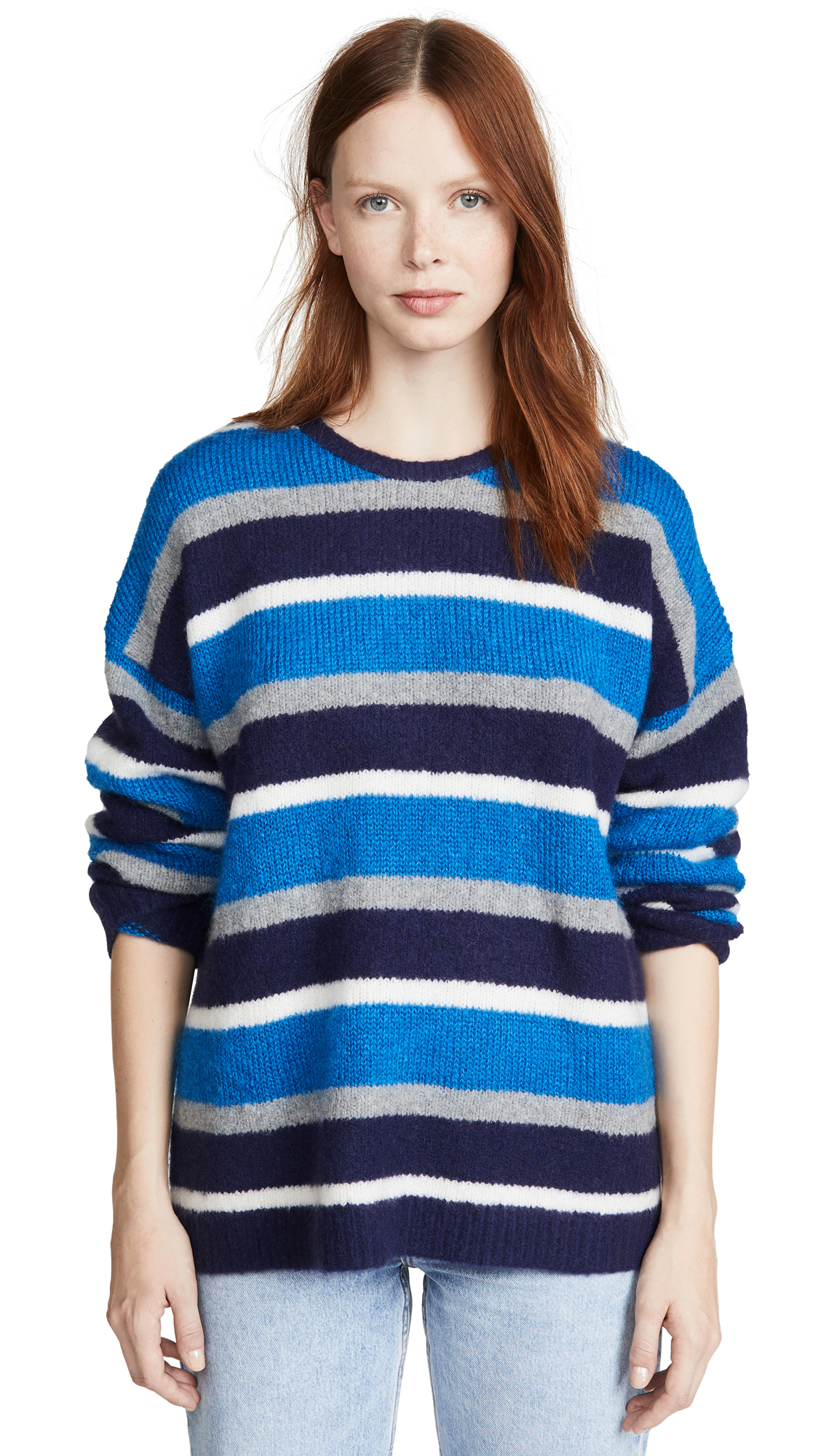 Buy  online - photo of 6397 Cashmere Crew Sweater