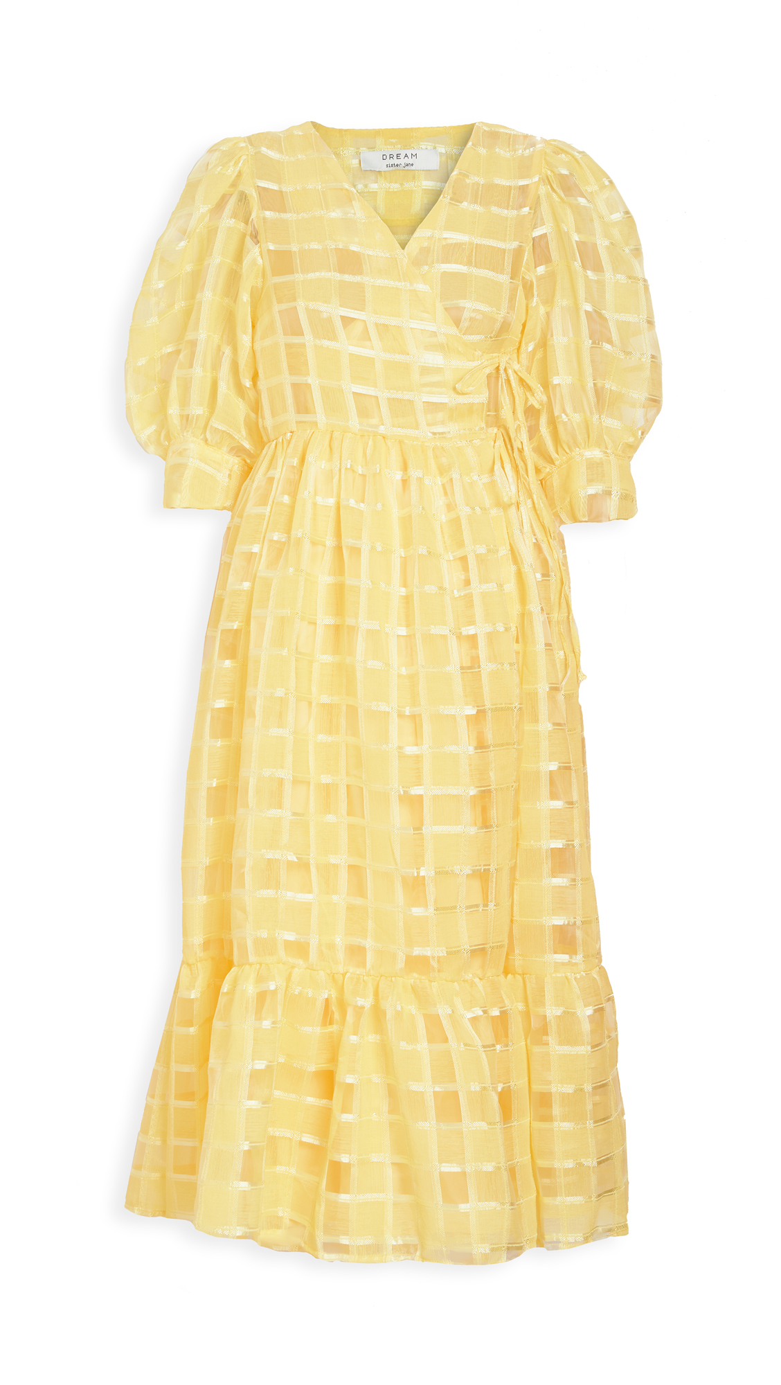 Sister Jane DREAM Sister Jane Dolly Wrap Dress