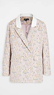 Sister Jane Rose Garden Oversized Blazer