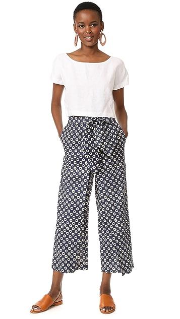 Stella Jean Printed Pants