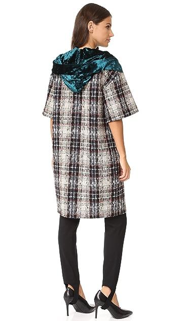 Stella Jean Short Sleeve Jacket