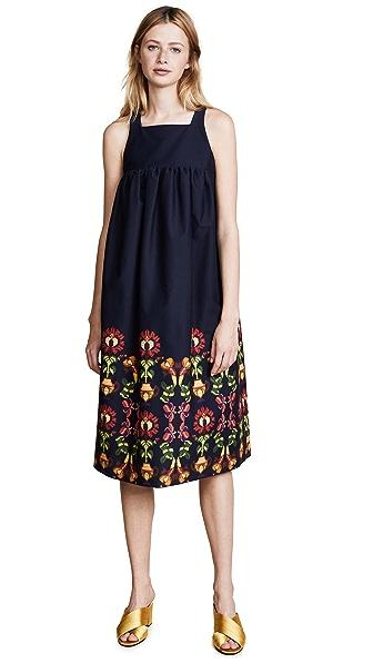 Stella Jean Trompe l'Oeil Dress at Shopbop