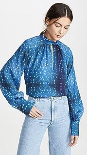 Stella Jean 高领女式衬衫