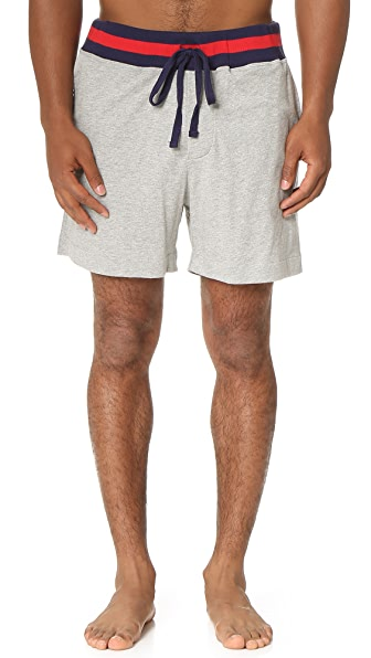 Sleepy Jones Spike Lounge Shorts