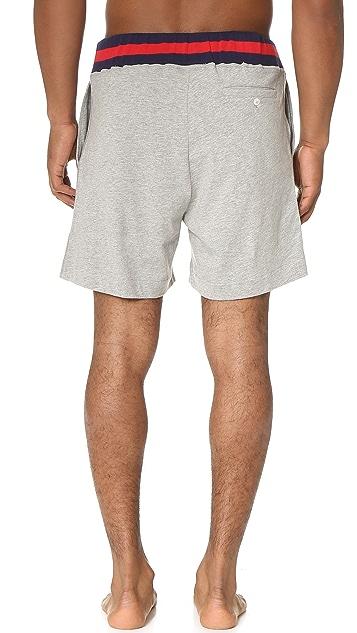 Sleepy Jones Spike Lounge Shorts