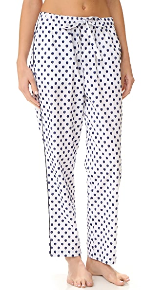 Sleepy Jones Dot Marina Pajama Pants