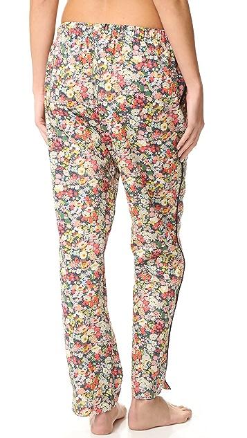 Sleepy Jones Liberty Marina Pajama Pants