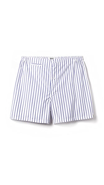 Sleepy Jones Jasper Wide Stripe Boxer Shorts