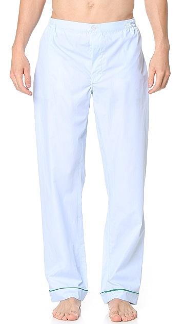 Sleepy Jones Marcel End on End Pajama Pants
