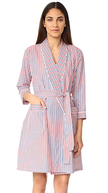 Sleepy Jones Thin Multistripe Isa Robe