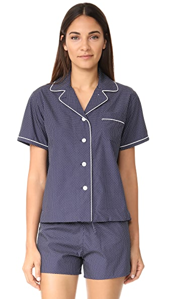 Sleepy Jones Pindot Corita Shirt