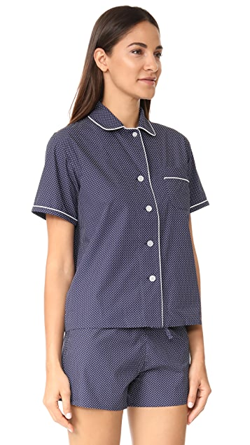 Sleepy Jones Pindot Corita Shirt