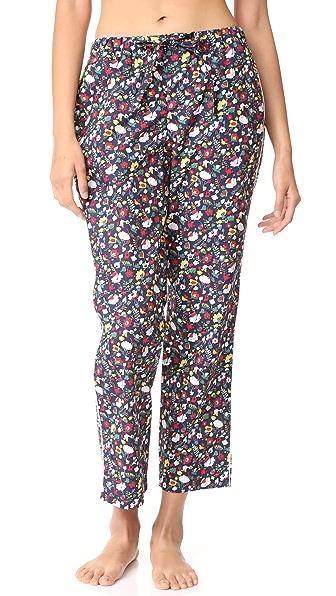 Sleepy Jones Marina Pajama Pants