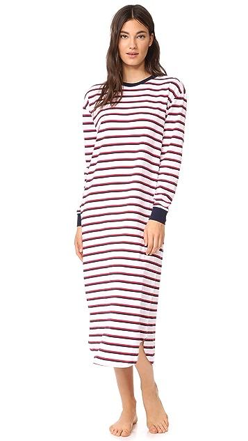 Sleepy Jones Nina T-Shirt Dress