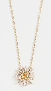 Suzanne Kalan 18k 黄金蓝宝石项链