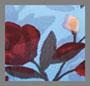 винтажный цветочный