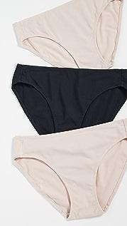 Skarlett Blue Fresh Cotton Bikini 3-pack