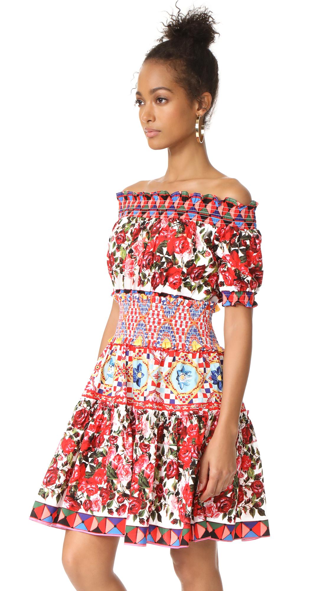 b7aa36de3c6f STYLEKEEPERS Wild Flowers Off Shoulder Dress | SHOPBOP