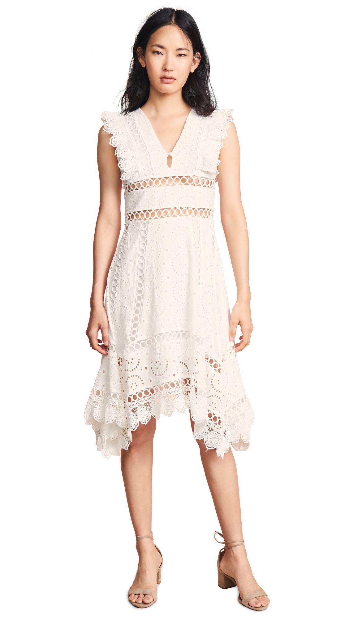 STYLEKEEPERS Euphoria Dress In Ivory