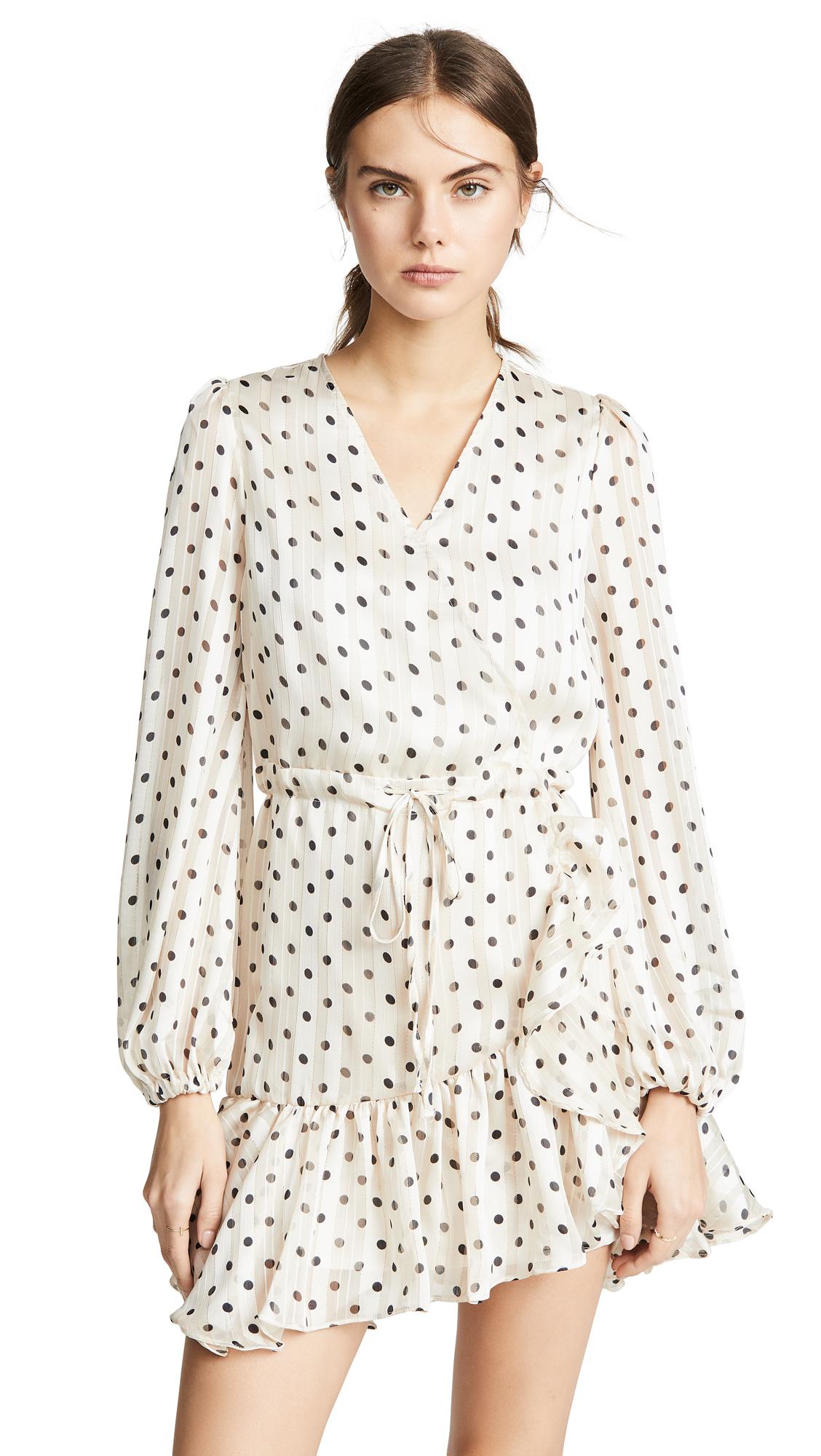 STYLEKEEPERS If You Dare Dress in Black Polka Dot
