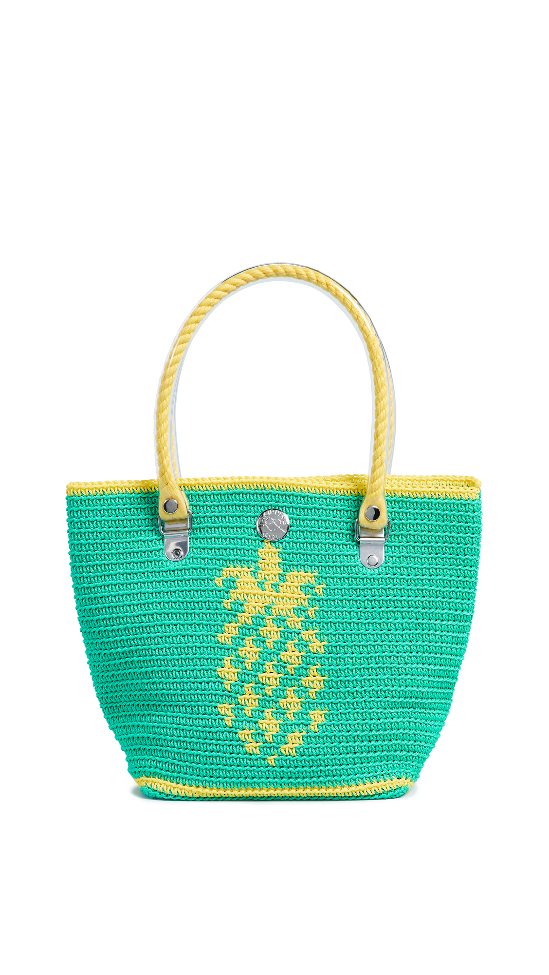SKIPPING GIRL MINI TOTE