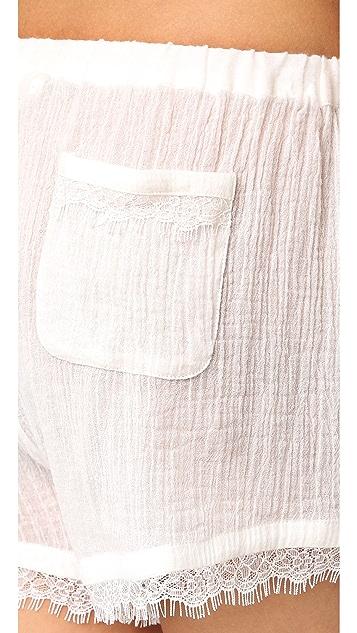 Skin Sleep Shorts