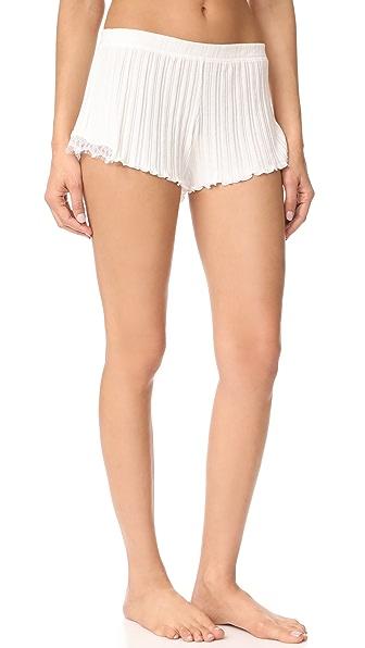 Skin Shorts - Alabaster