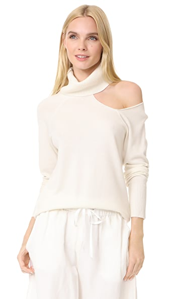 Skin Phoebe Sweater In Ivory