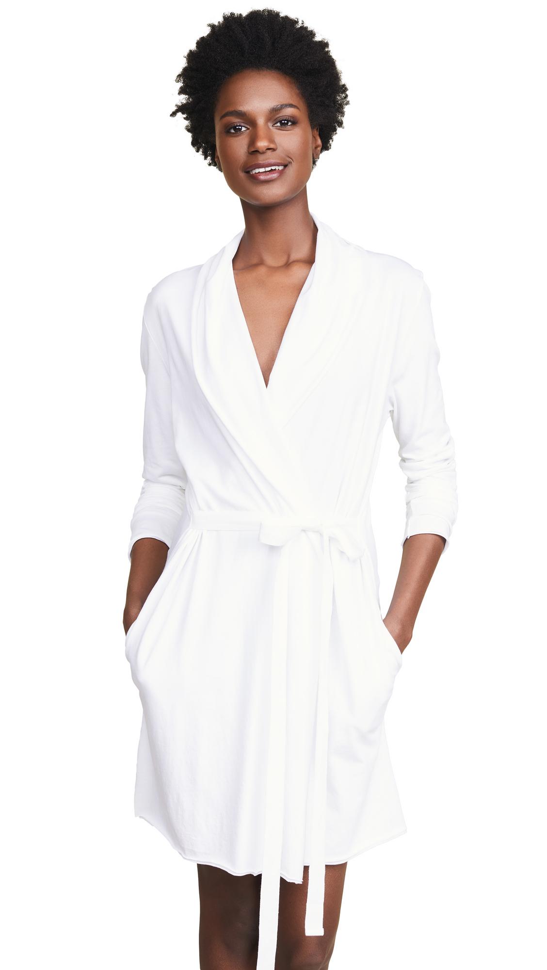 Skin Wrap Robe