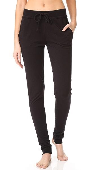 Skin Skinny Pants In Black