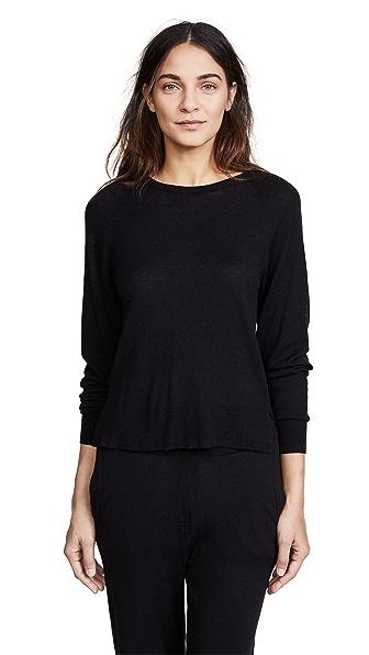Skin Melina Top In Black
