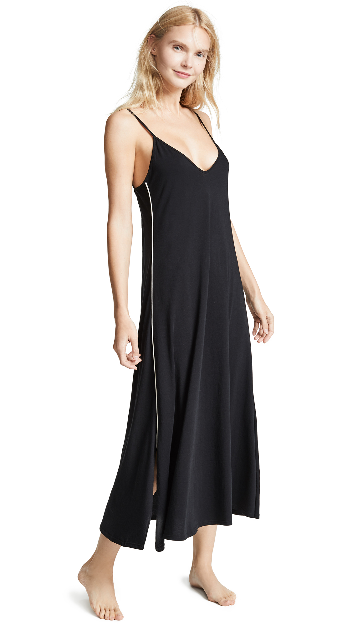 Skin Odella Slip In Black