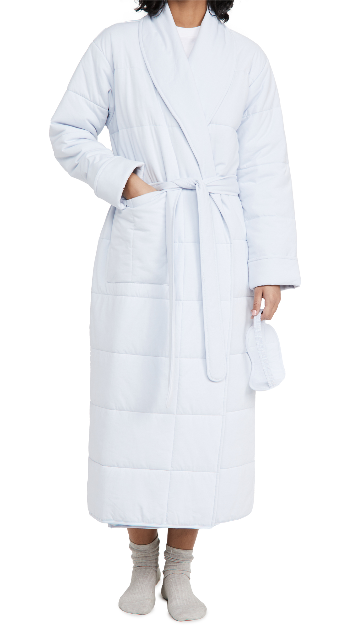 Skin SIERRA ROBE WITH EYEMASK