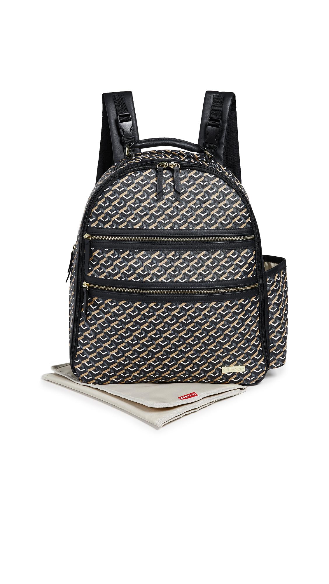 SKIP HOP Deco Saffiano Backpack in Multi