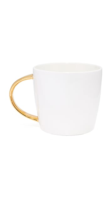 Slant Collections Coffee & Mascara Mug