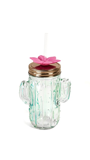 Slant Collections Cactus Sipper
