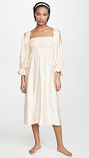 Sleeper Atlanta Silk Dress
