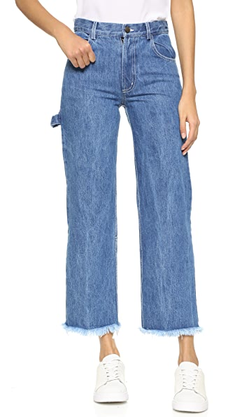 Sandy Liang Grandpa Jeans