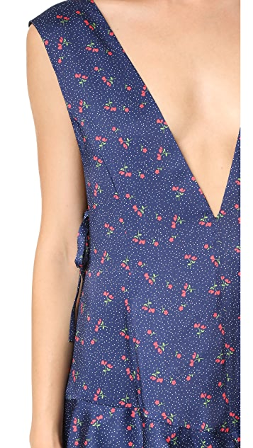 Sandy Liang Cooper Dress