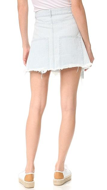 Sandy Liang Crombie Skirt