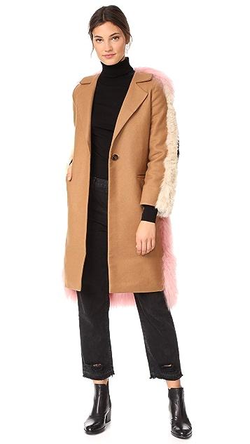 Sandy Liang Mingo Coat