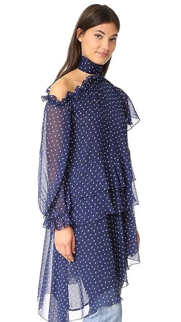 Sandy Liang Midol Dress