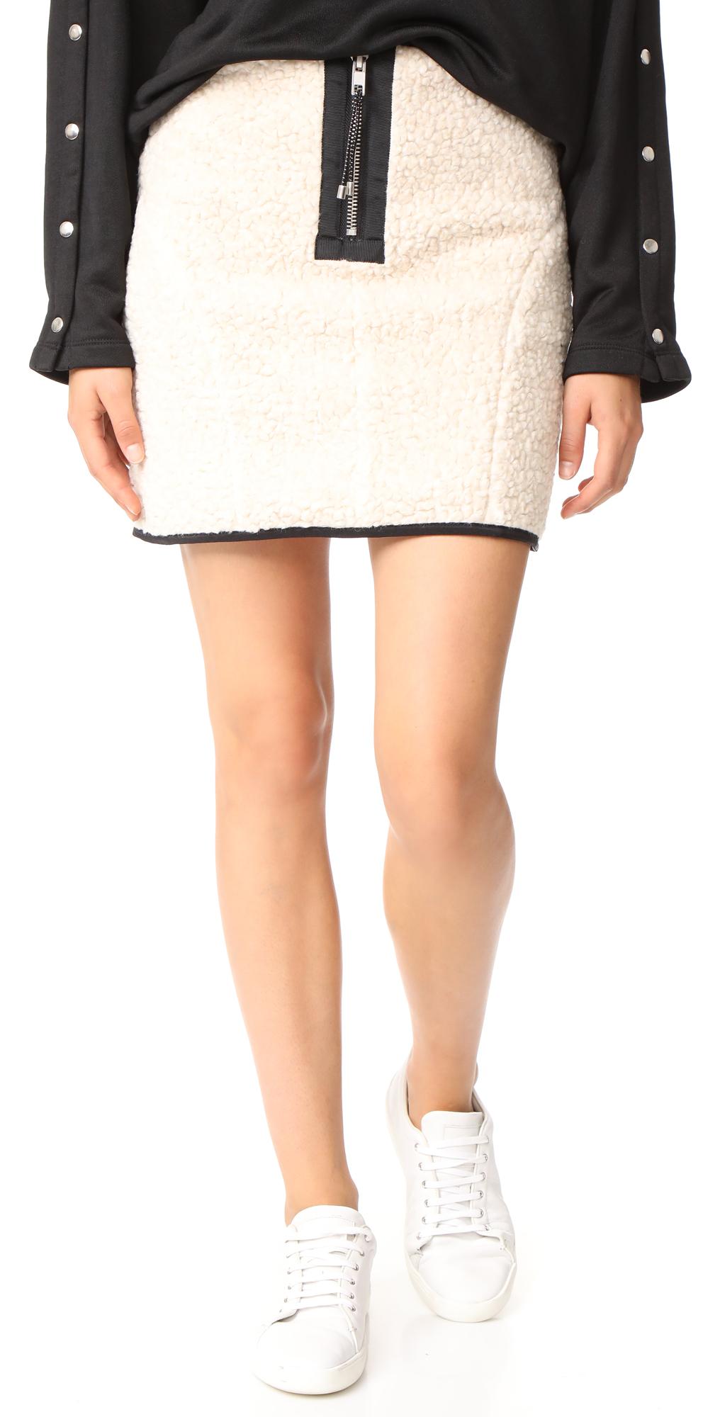 Zaddy Skirt Sandy Liang