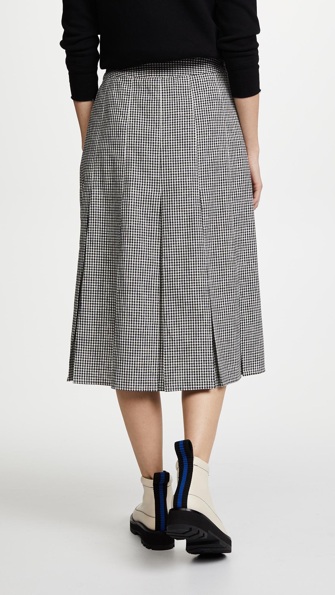 349538e510 Sandy Liang Uniform Skort | SHOPBOP