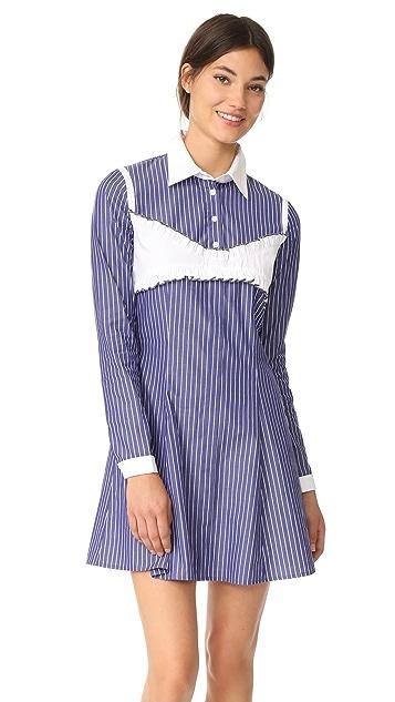 Sandy Liang Daisy Dress